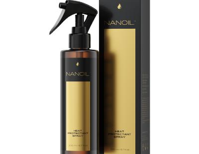 Nanoil Hitzeschutzspray